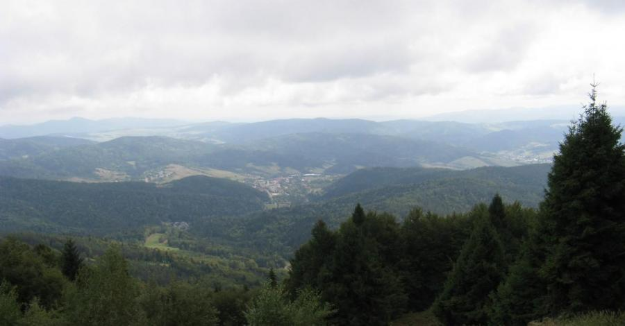 Szczawnik - Beskid Sądecki - zdjęcie