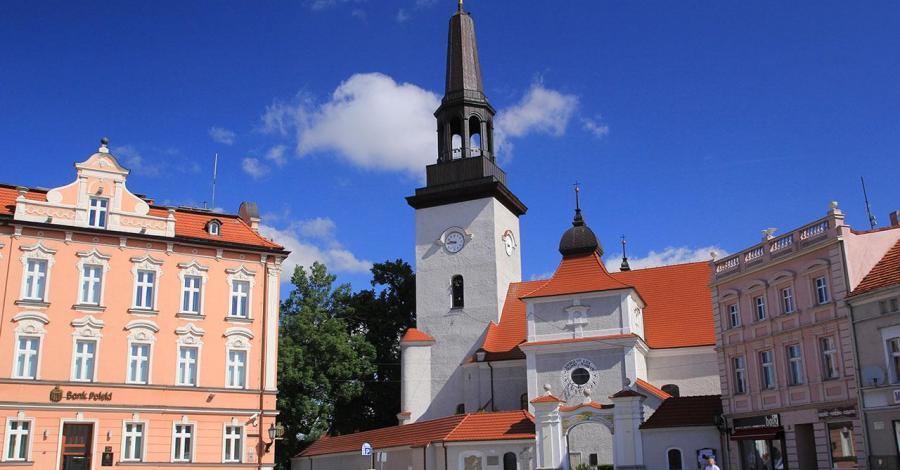 Kościół Św. Marcina w Jarocinie - zdjęcie