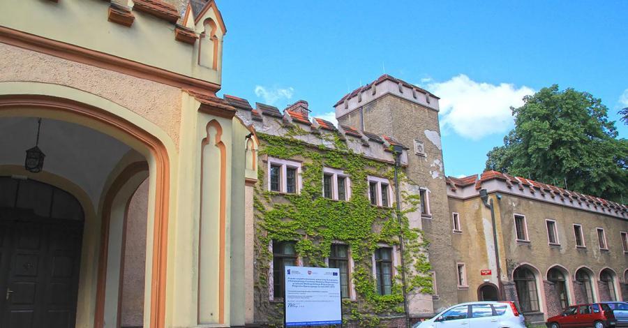 Pałac Radolińskich w Jarocinie - zdjęcie