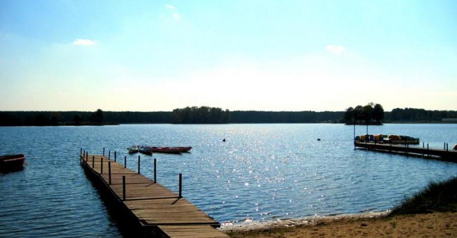 Jezioro Sielpia - zdjęcie