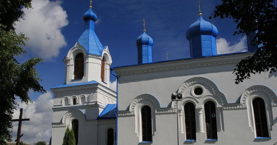 Cerkiew Zaśnięcia Bogurodzicy w Kleszczelach - zdjęcie