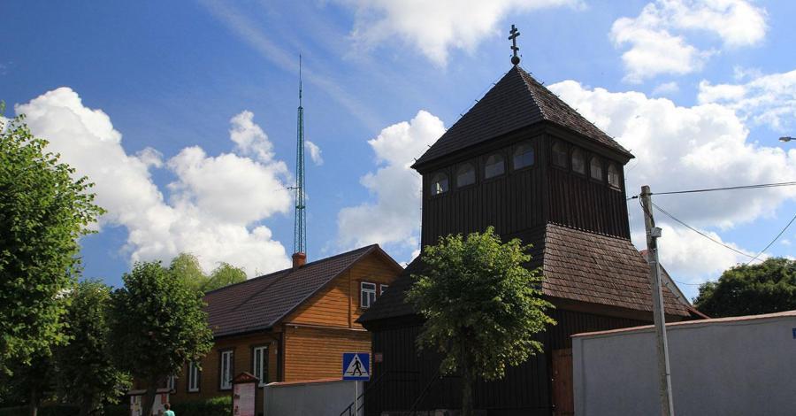 Cerkiew Św. Mikołaja w Kleszczelach - zdjęcie