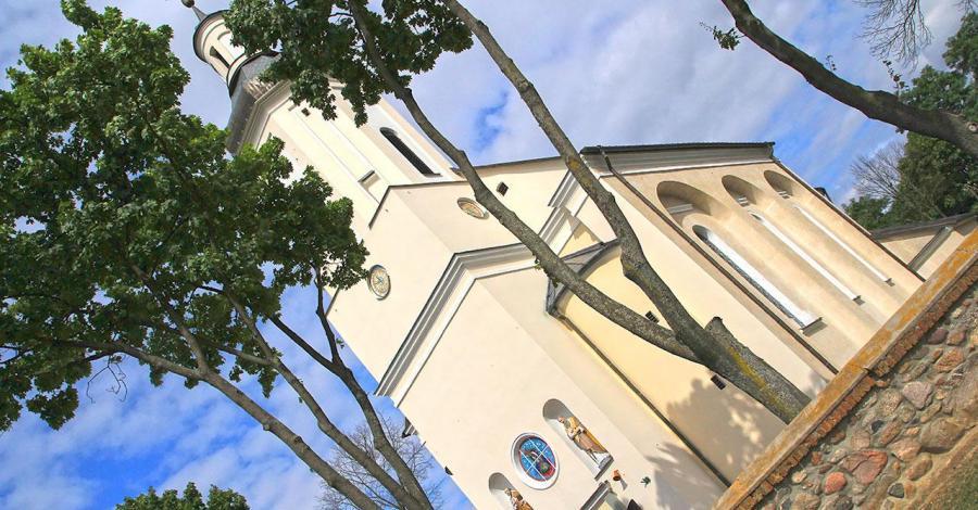 Kościół w Knychówku - zdjęcie