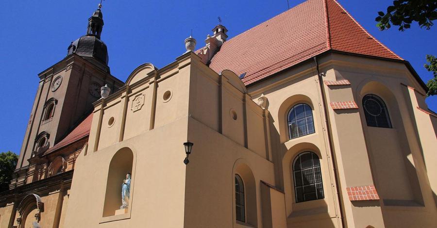 Kościół Św. Wawrzyńca w Koźminie Wielkopolskim - zdjęcie