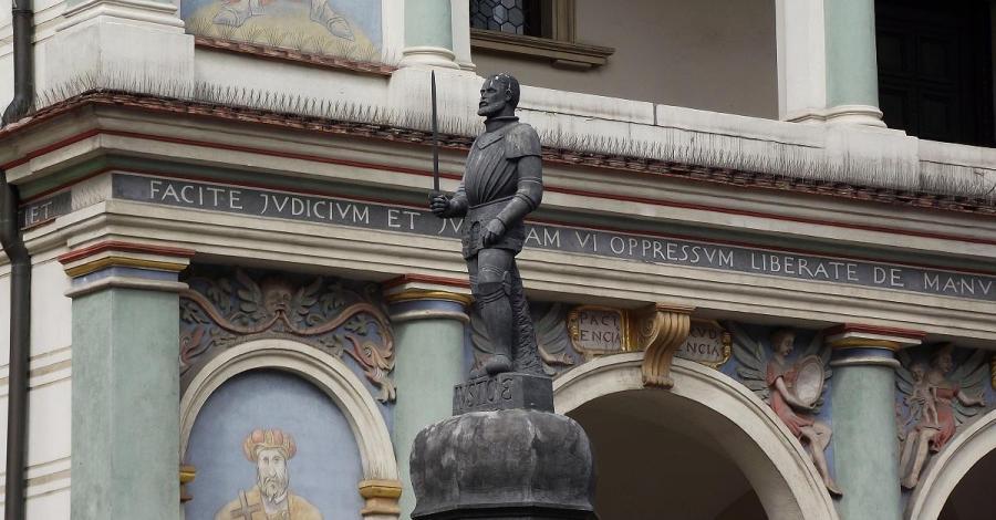 Pręgierz w Poznaniu, Barbara Michalewska