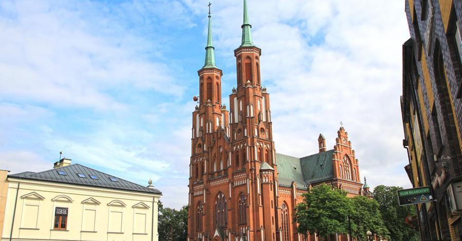 Katedra w Siedlcach - zdjęcie