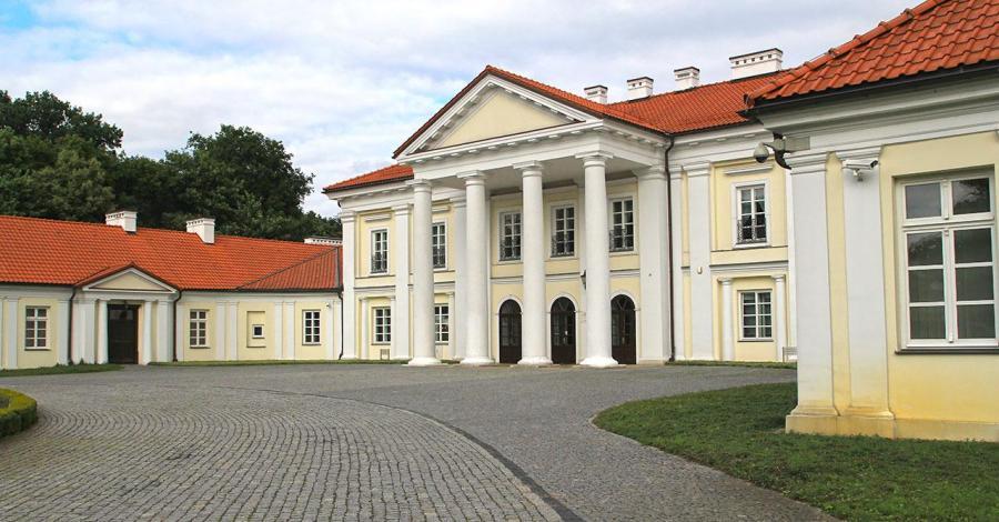 Pałac Ogińskich w Siedlcach - zdjęcie