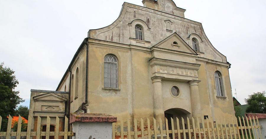 Synagoga w Orli - zdjęcie