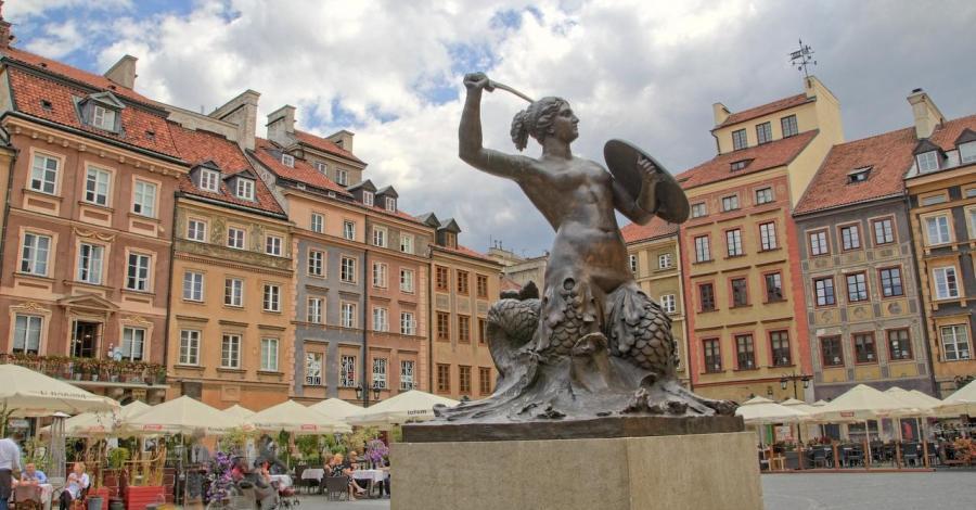 Syrenka Warszawska - zdjęcie