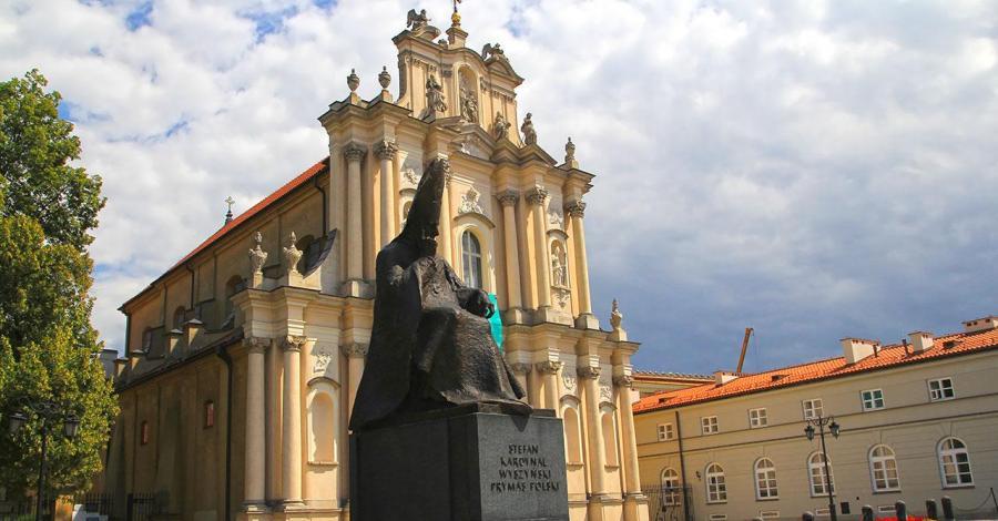 Kościół Św. Józefa w Warszawie - zdjęcie