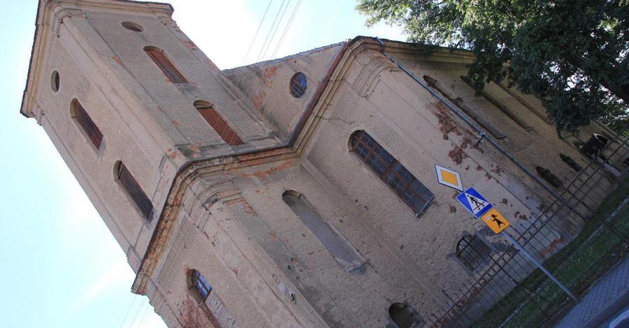 Kościół ewangelicki w Zdunach - zdjęcie