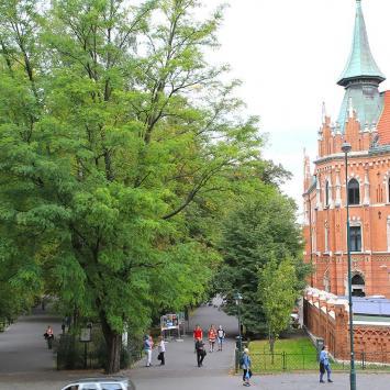 Planty w Krakowie