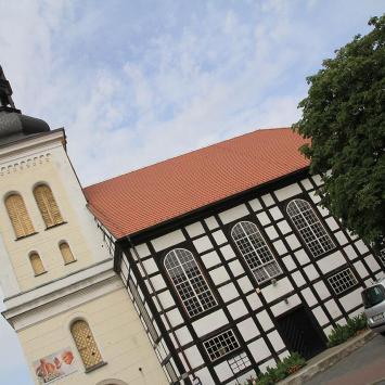 Kościół Królowej Polski w Ostrowie Wielkopolskim - zdjęcie