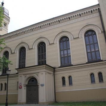 Nowa Synagoga w Ostrowie Wielkopolskim