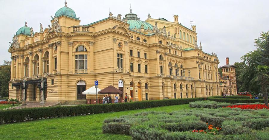 Teatr Słowackiego w Krakowie - zdjęcie