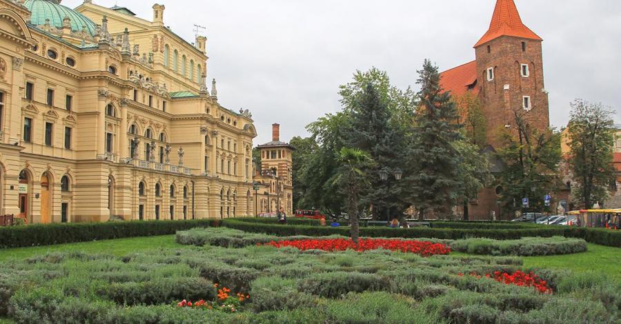Kościół Św. Krzyża w Krakowie - zdjęcie