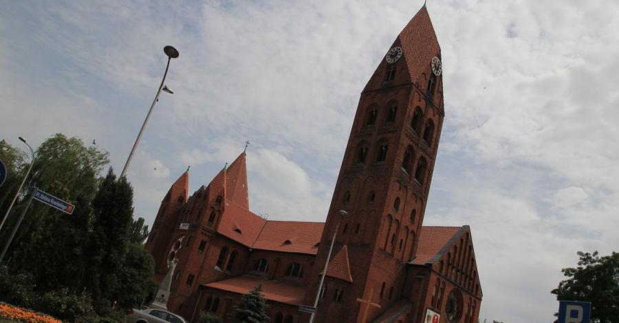 Konkatedra w Ostrowie Wielkopolskim - zdjęcie