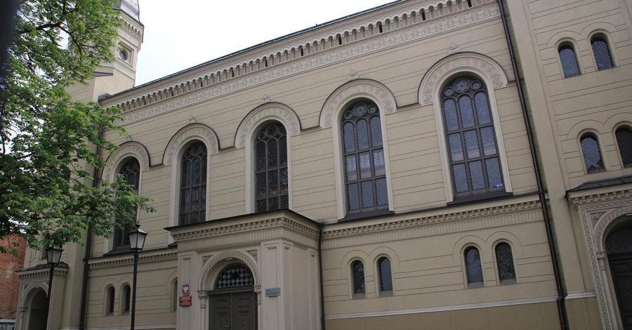 Nowa Synagoga w Ostrowie Wielkopolskim - zdjęcie