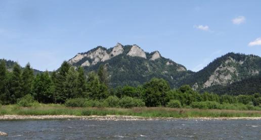 Spływ Dunajcem dla stęsknionych za latem - zdjęcie