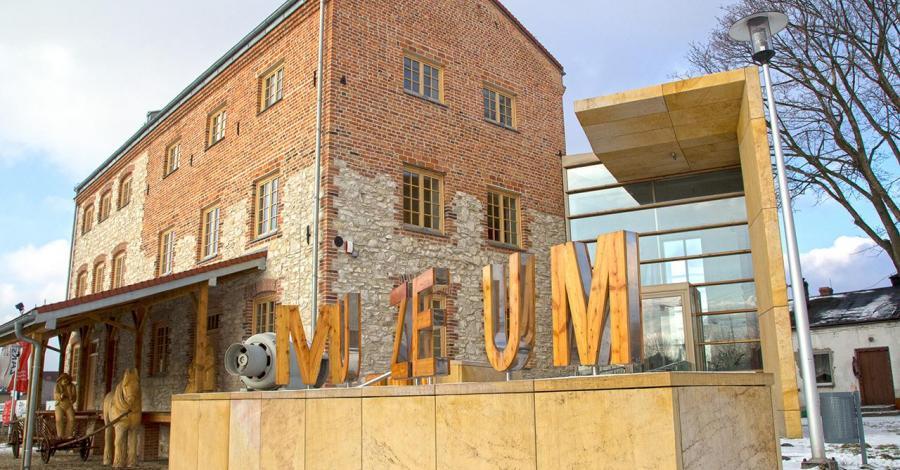 Stary Młyn - Muzeum Dawnych Rzemiosł w Żarkach - zdjęcie