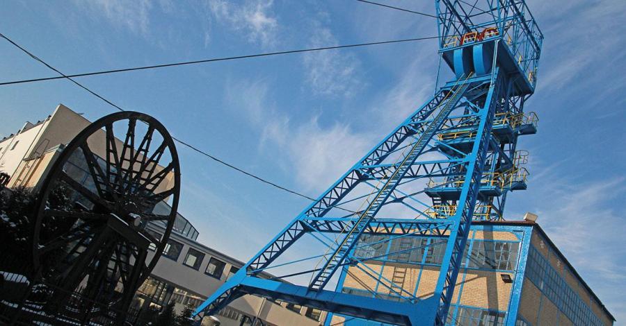 Wieża wyciągowa w Zabrzu - zdjęcie