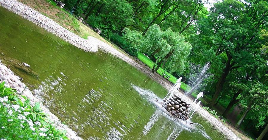 Park Miejski w Tarnowskich Górach, Anna Piernikarczyk