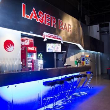 Arena Laser Games w Łodzi