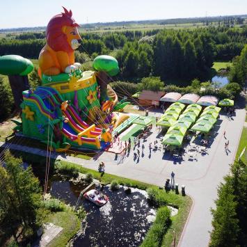 Rodzinny Park Rozrywki Nowa Holandia w Elblągu - zdjęcie