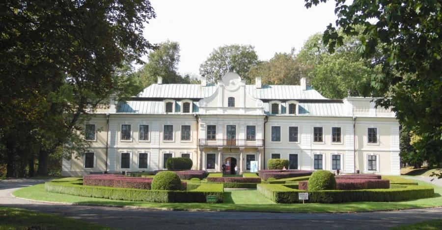 Będzin .Pałac Mieroszewskich. - zdjęcie