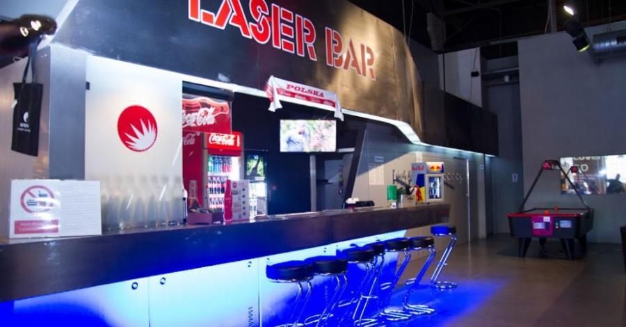 Arena Laser Games w Łodzi - zdjęcie
