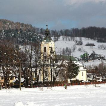Kościół Św. Jana Chrzciciela w Brennej
