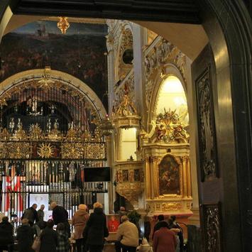 Kaplica Cudownego Obrazu, Anna Piernikarczyk