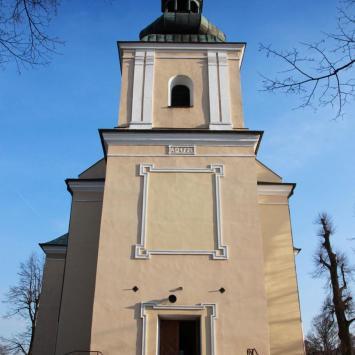 Kościół Św. Jana Chrzciciela w Olsztynie