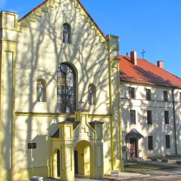 Sanktuarium Św. Józefa w Prudniku Lesie