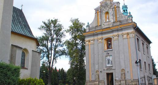 Kęty Św. Jana Kantego - zdjęcie