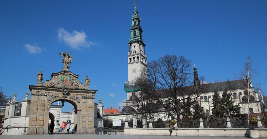 Wieża Jasnogórska - zdjęcie