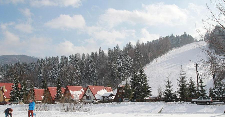 Stary Groń w Beskidzie Śląskim - zdjęcie