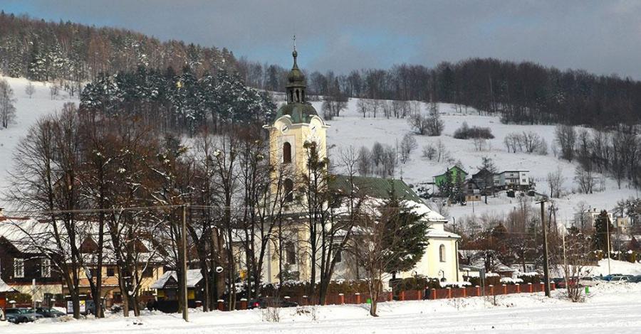 Kościół Św. Jana Chrzciciela w Brennej - zdjęcie