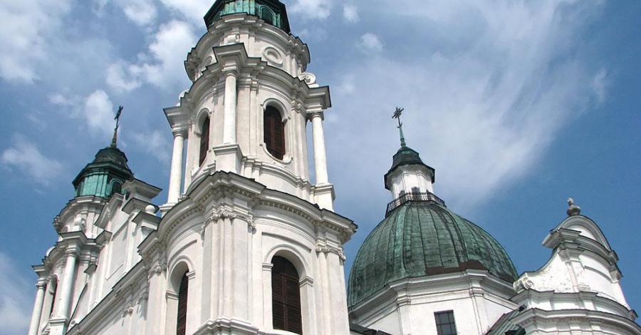 Sanktuarium w Chełmie - zdjęcie