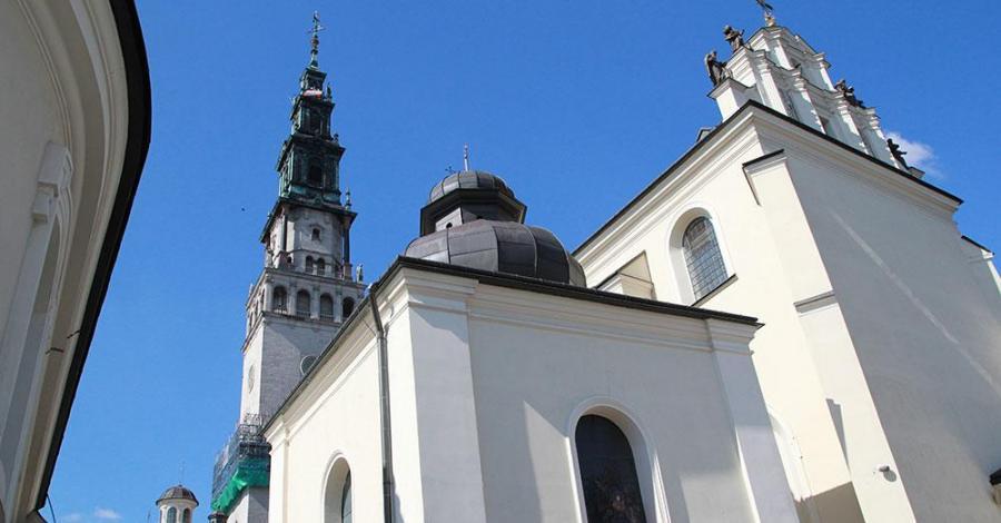 Sanktuarium na Jasnej Górze - zdjęcie