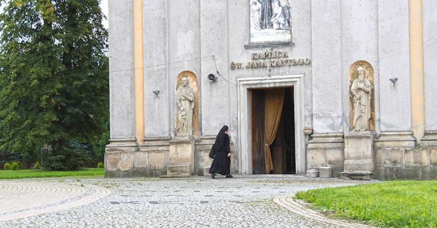 Kaplica Św. Jana Kantego w Kętach - zdjęcie