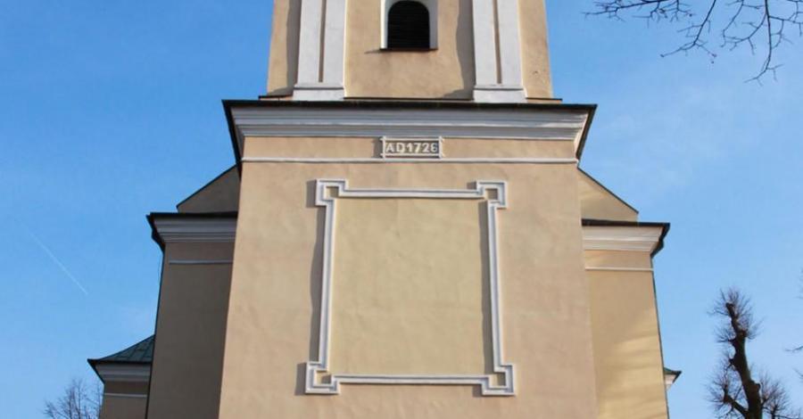 Kościół Św. Jana Chrzciciela w Olsztynie - zdjęcie