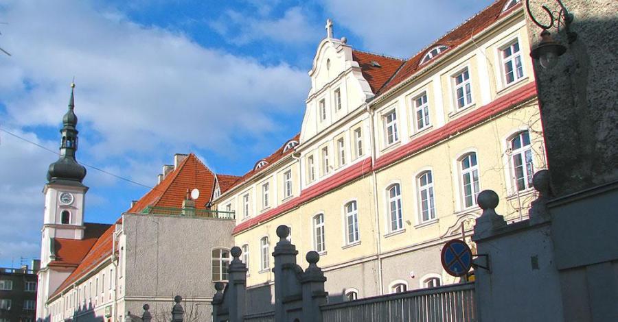 Klasztor Bonifratrów w Prudniku - zdjęcie