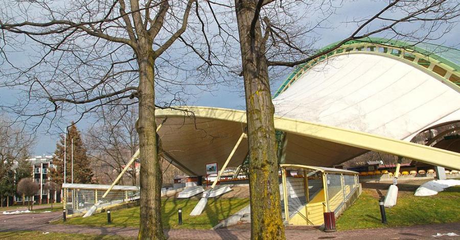 Amfiteatr w Wiśle - zdjęcie