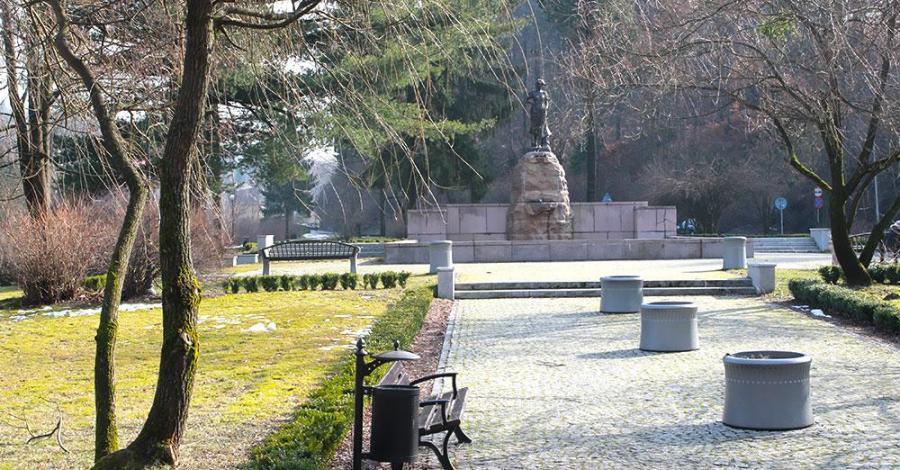 Pomnik Źródeł Wisły - zdjęcie
