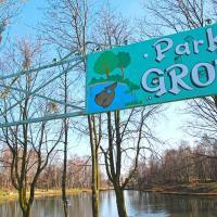 Park Grota na Suchej Górze