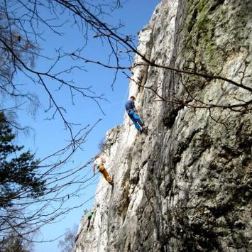 Jura: Dolina Szklarki (Jerzmanowice)