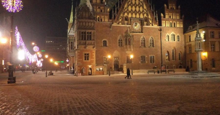 noworoczny Wrocław. Adrspach Skalne Miasto - zdjęcie