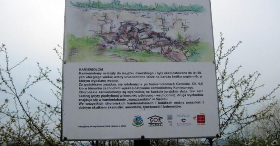 Kamieniołom Gawrona na Jurze, Roman Świątkowski