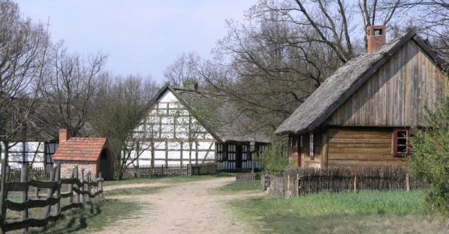 Muzeum Kultury Ludowej w Osieku nad Notecią - zdjęcie